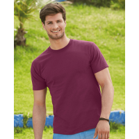 Mens Super Premium T Shirt Fruit Of The Loom