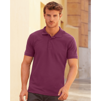 Fruit Of The Loom Mens 65/35 Polo Shirt