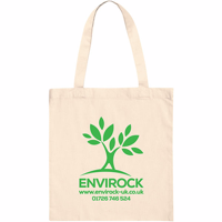 Kingsbridge Natural 5oz Cotton Tote Bag