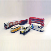 Promotional Model Vehicles