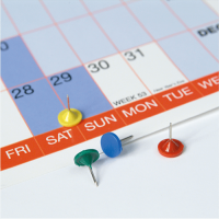 250gsm Gloss Laminated Wall Planners A2