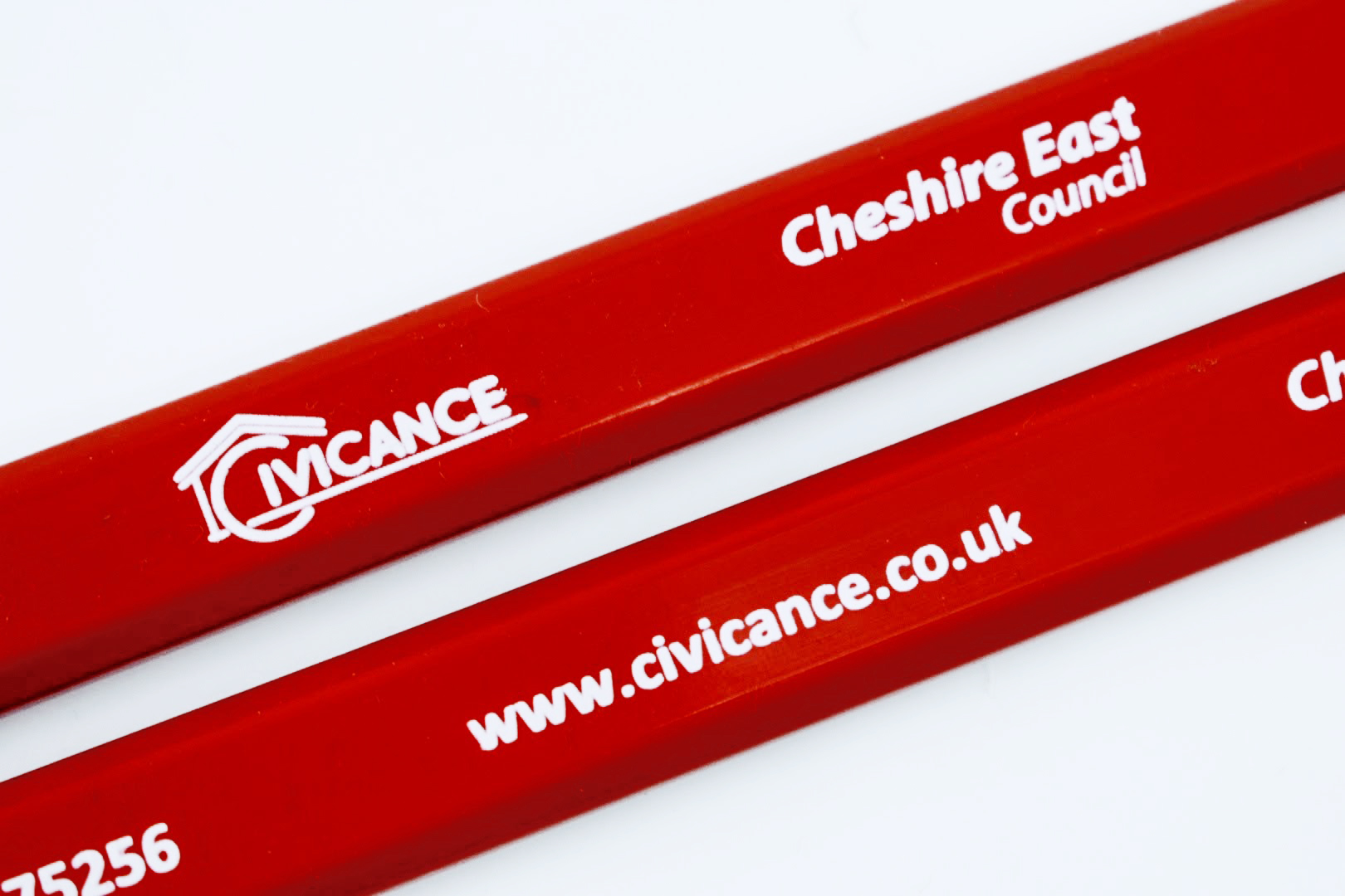 Ordering your Promotional Promotional Carpenters Pencils is Fast and Simple. Make a Start by Contacting us Now or Call us on 0330 043 18 08.
