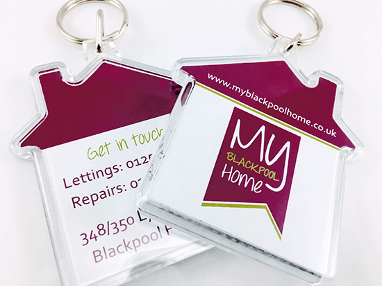 Ordering your Promotional Shaped Keyrings is Fast and Simple. Make a Start by Contacting us Now or Call us on 0330 043 18 08.