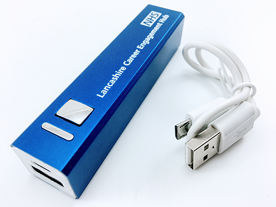Ordering your Promotional Power Banks is Fast and Simple. Make a Start by Contacting us Now or Call us on 0330 043 18 08.